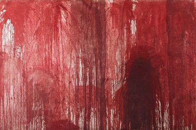 Blutorgel, 1962 (Ausschnitt)