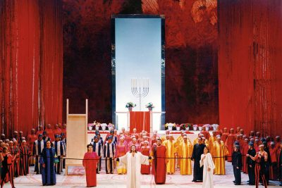 """Herodiade"", Wiener Staatsoper, 1995"