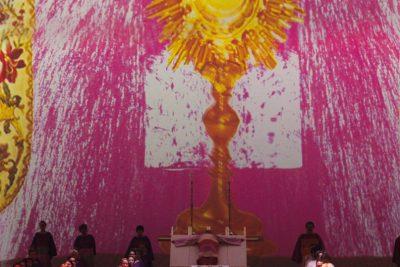 """""""Saint Francois d'Assise"""", Bayrische Staatsoper, 2011, Foto: Wilfried Hösl"""