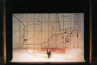 """Herodiade"", 1995, Wiener Staatsoper, Foto: Michael Pöhn"