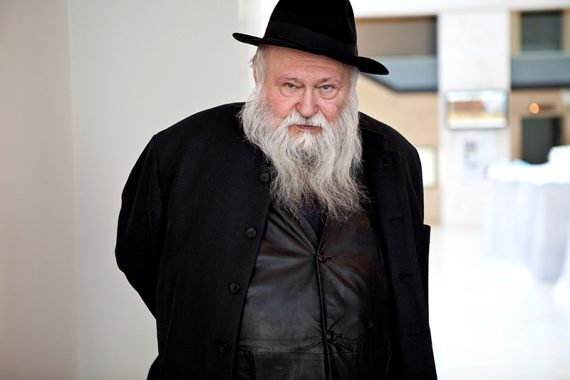 Hermann Nitsch Foto: ©Julia Spicker